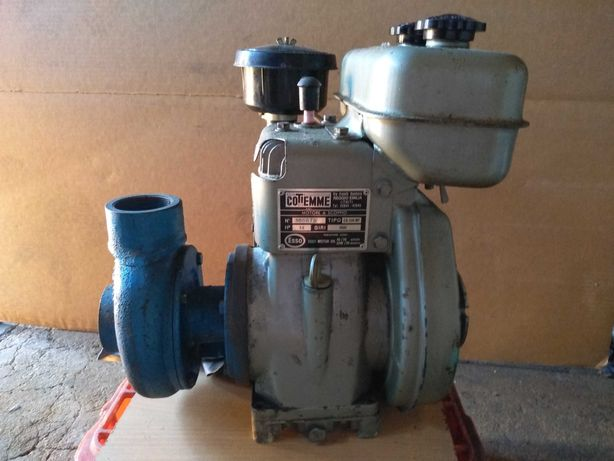motor de rega 2 polgadas