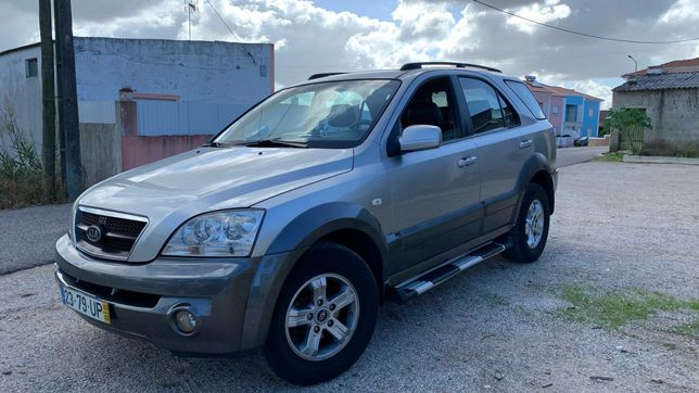 Kia Sorento 2.5CRDi Diesel (140 cv