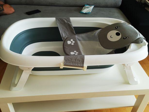 Wanienka składana silikonowa baby-coo