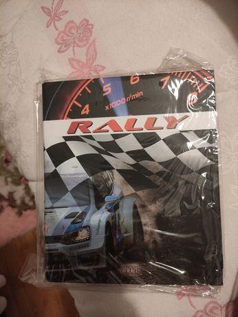Capas Rally folha A5