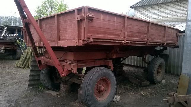 Продам тракторный прицеп ПТС4