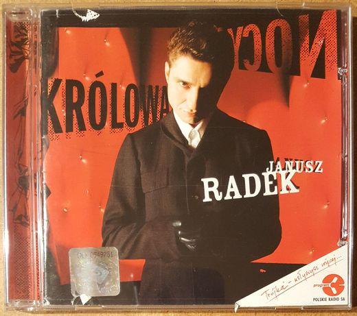 Janusz Radek - Królowa Nocy na CD