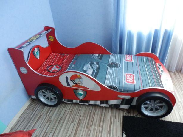 Мебель, детская импортная спальня Ferrari, комплект из пяти предметов.
