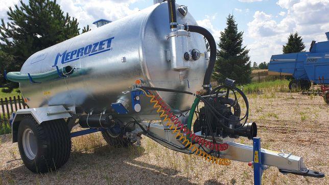 NOWY Wóz asenizacyjny beczkowóz 5000 L MEPROZET - TRANSPORT 2021