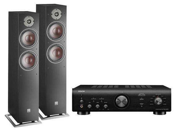 Denon PMA-600NE + Dali OBERON 7 zestaw stereo Promocja!