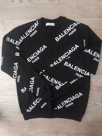 Стильная кофта чёрного цвета! Balenciaga;)