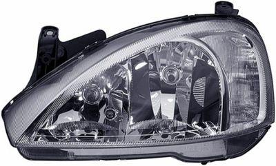 Фары двери капот крылья автостекла бампер Opel Combo Опель комбо