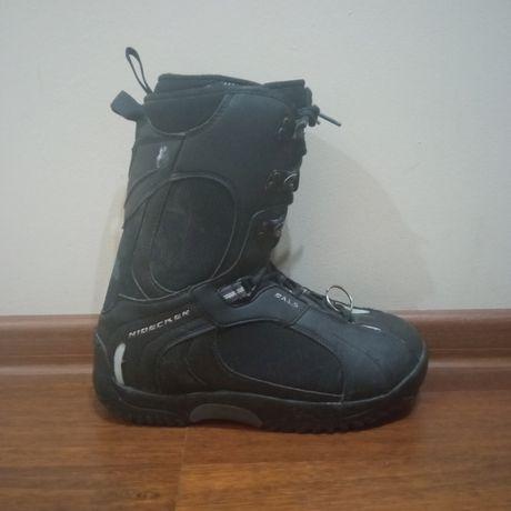 NIDECKER buty snowboardowe roz. 42, 27CM