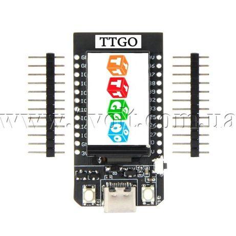 Модуль LILYGO TTGO T-Display ESP32 WiFi bluetooth - уже нет в наличии!