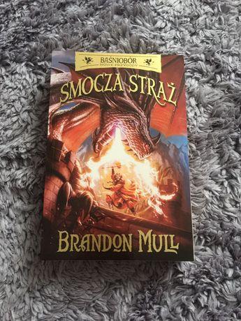 Książka Smocza Straż Brandon Mull