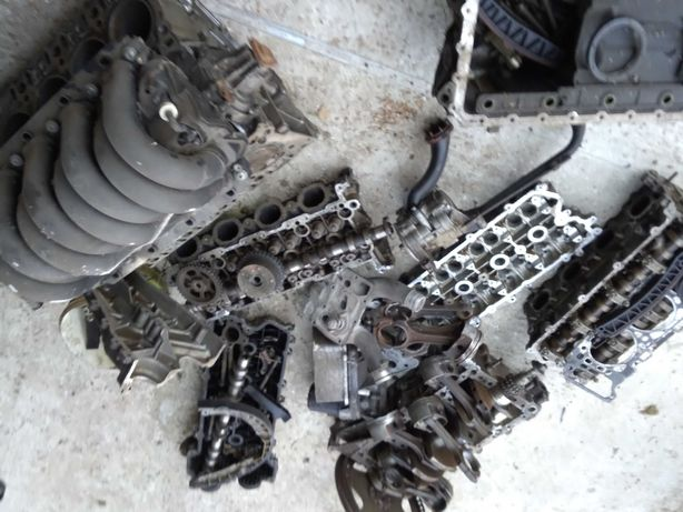 silnik Porsche Cayenne 4,5l