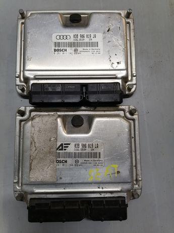 Komputer sterownik VW Seat 038.906 019 JQ LQ imo off