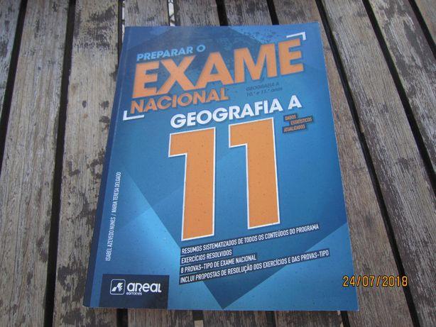 Exame nacional geografia 11º