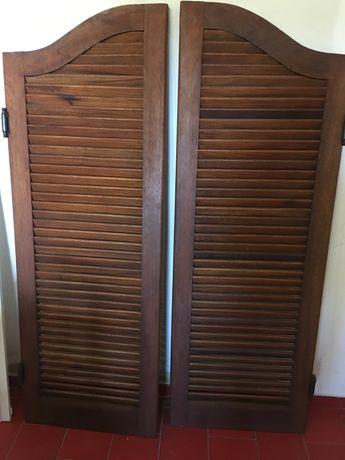 Portas Interior em Madeira