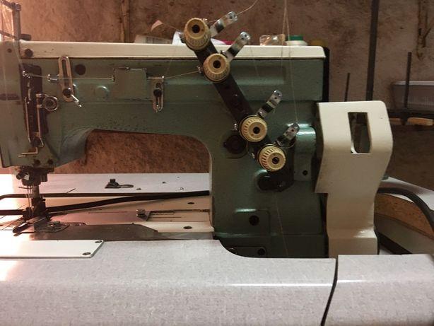 Máquina Industrial de Baínhas