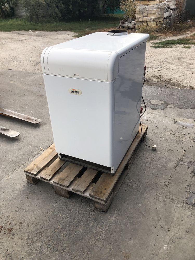 Газовый котел Ferroli PEGASUS F2 N 51T 51кВт
