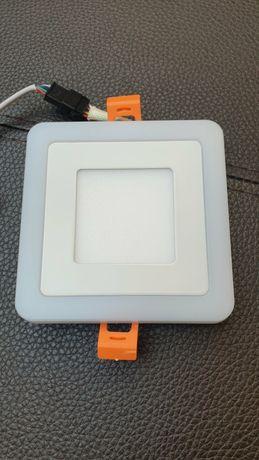 Lampa sufitowa RGB z pilotem