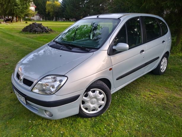 Renault Scenic*1.4benzyna*2001Rok*Klima*Sprawne Auto
