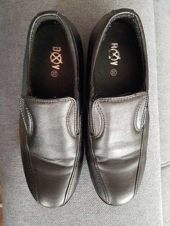 Buty komunijne dla chłopca 37