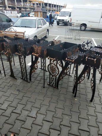Мангал кований 3мм сталь