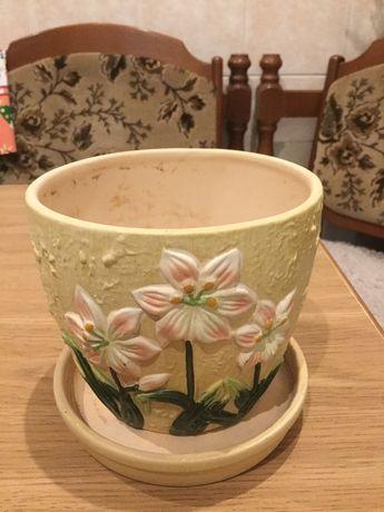 Горшок для цветов