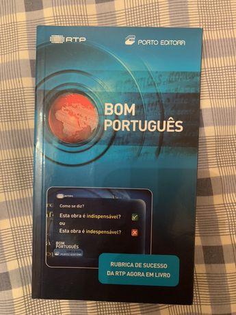 Livro Bom Português