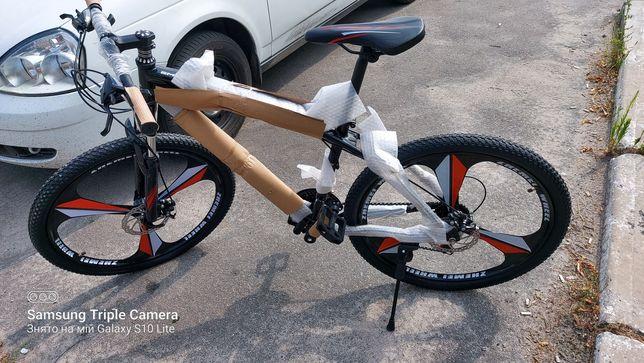 Продам велосипед  MTV MONTANA BIKE новый 26 дюймов колеса ,рама 17 цен
