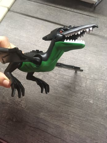 Dinozaur duży jurassic Park Lego pterodaktyl