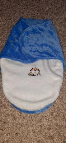 пеленка кокон для новорождённых