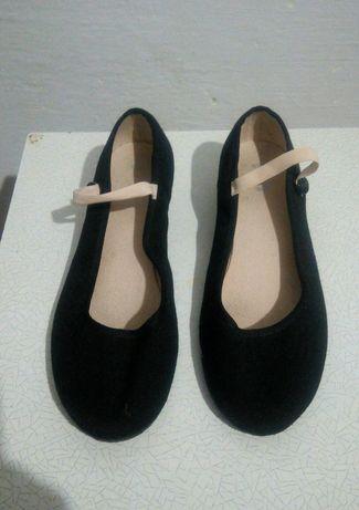 Туфли балетки для танцев
