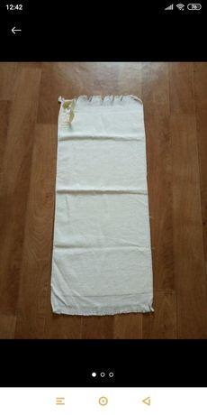 Полотенце новое белое времён Ссср