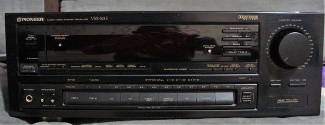 AV-Ресивер 5.1 Pioneer VSX-521 Япония