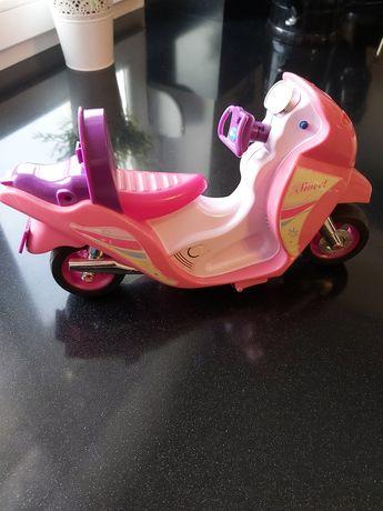 Polecam! Motor dla lalek.