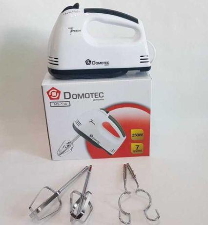 Ручной кухонный миксер Domotec MS 134 Новый