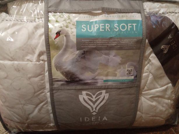 Одеяло 140*210 тёплое