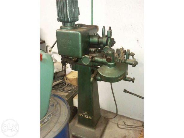 máquina de afiar fitas de serra de madeira