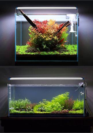 Calha Led alta qualidadepara aquarios plantados - Nova
