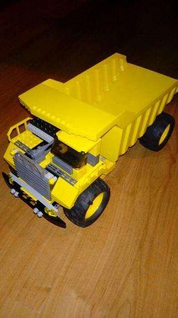 Lego City 7344 samochód wywrotka duża ciężarówka auto