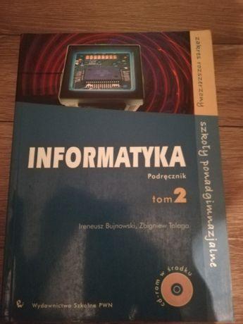 INFORMATYKA TOM 2 I. Bujnowski, Z. Talaga