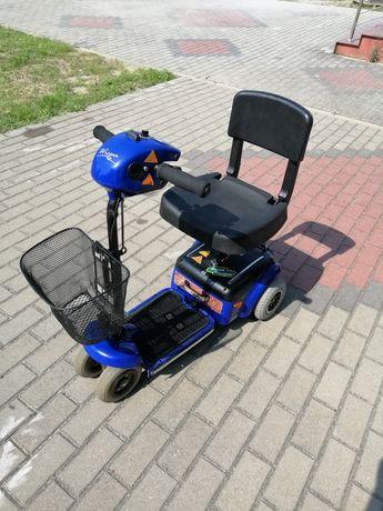 wózek Skuter Inwalidzki Elektryczny