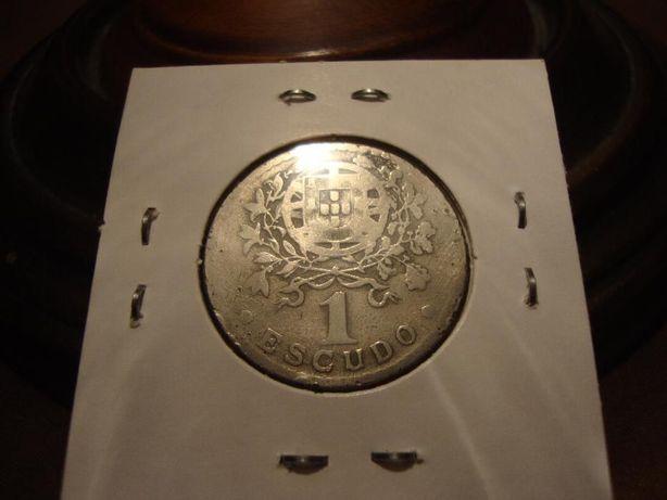 Moeda 1 Escudo ALPACA 1928