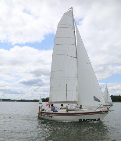 jacht żaglowy Tango sport 730N