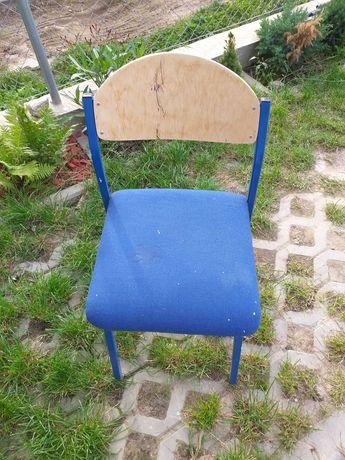 krzesla szkolne przedszkole szyby meblowe mleczne