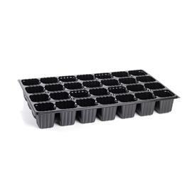 Tabuleiro sementeira 28 alvéolos