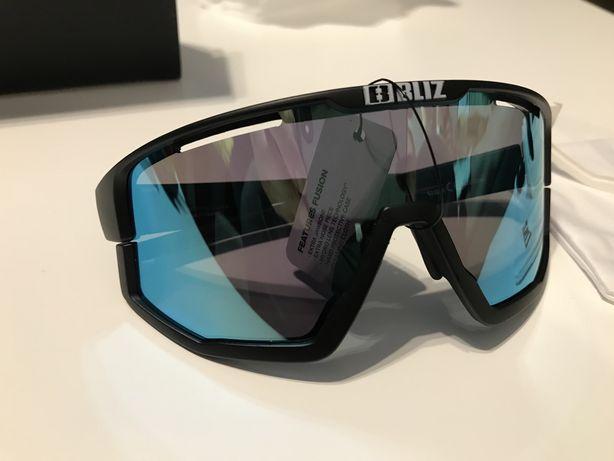 Nowe oryginalne Okulary Bliz smoke blue