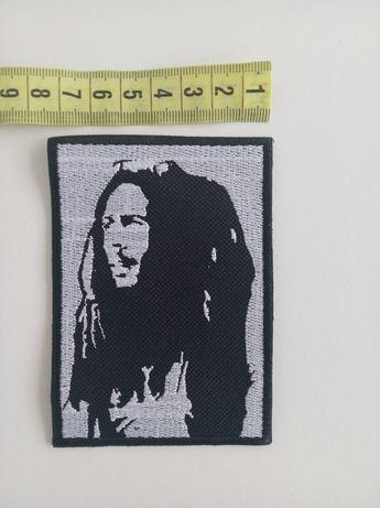 Naszywka rasta Bob Marley
