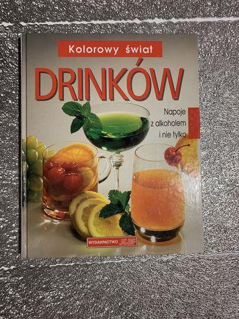 Kolorowy świat drinków