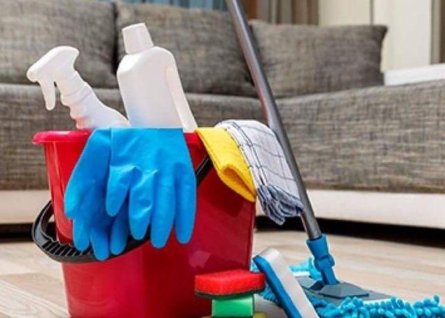 Услуги уборки квартира \ дом