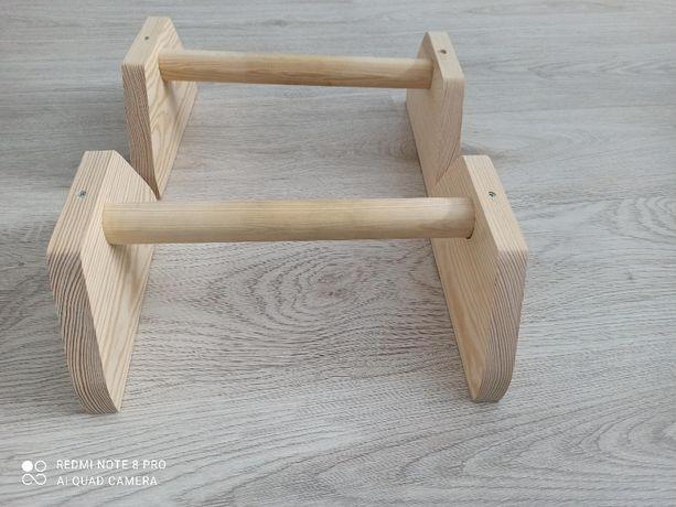Paraletki drewniane