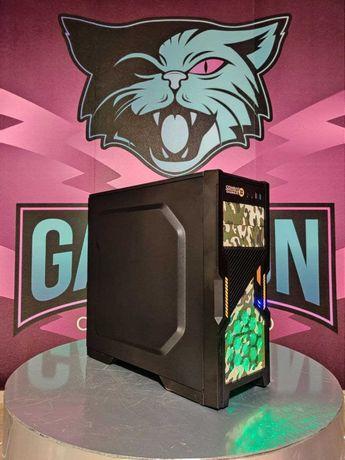 Игровой компьютер пк для дома учебы работы X3460 ССД ВИДЕО 3 GB 280 R9
